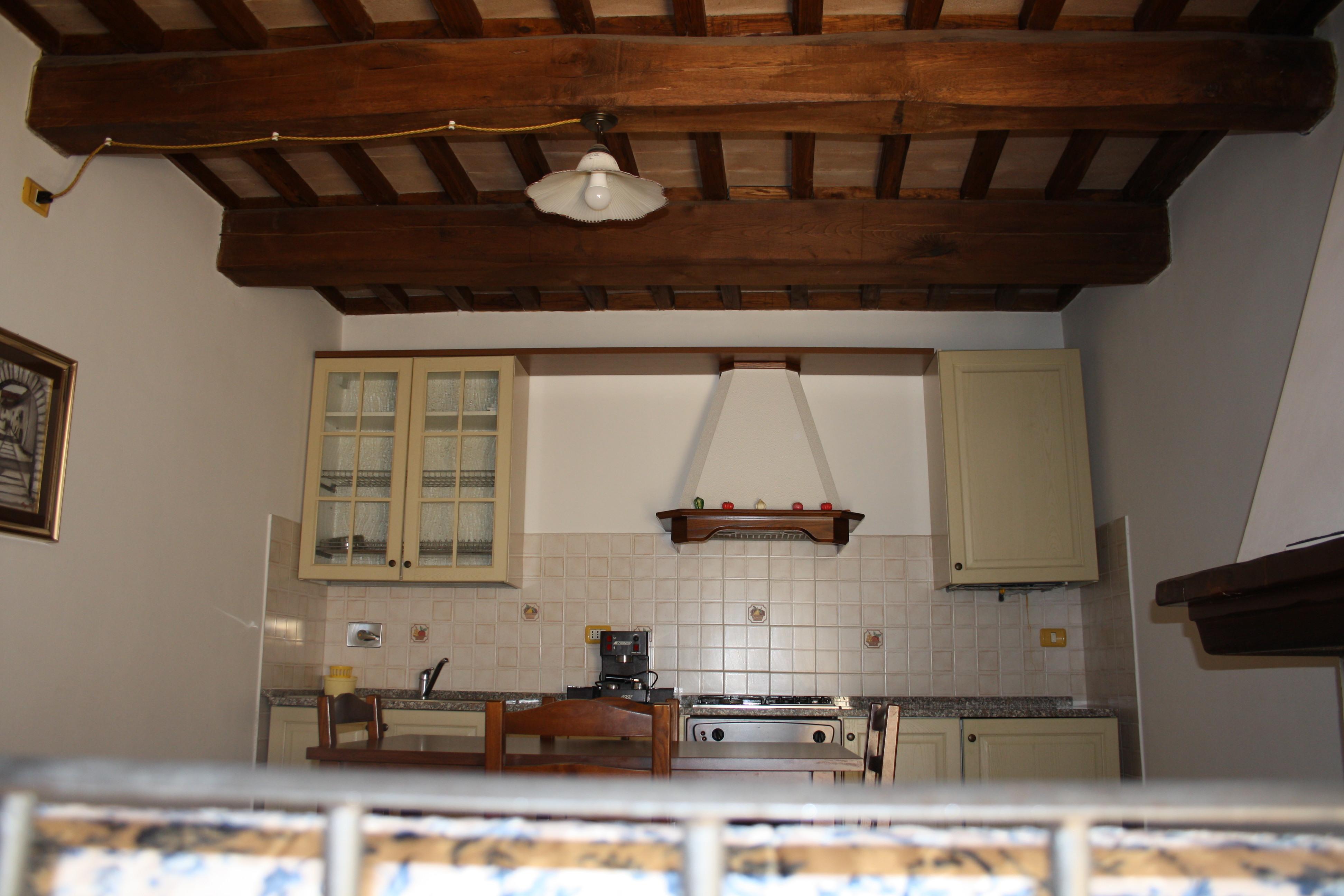 Cucina Appartamento Avorio