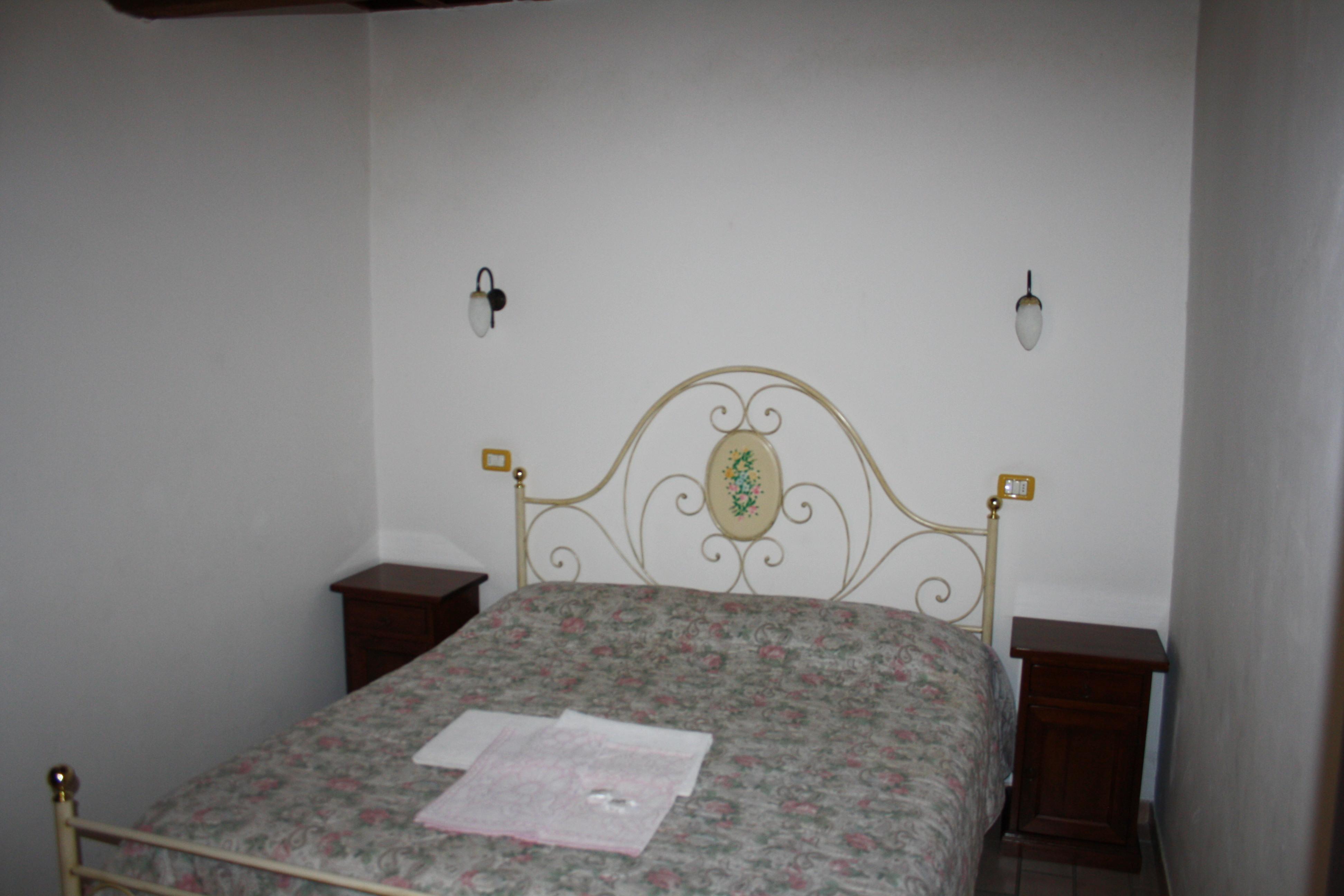 Camera matrimoniale Appartamento Avorio