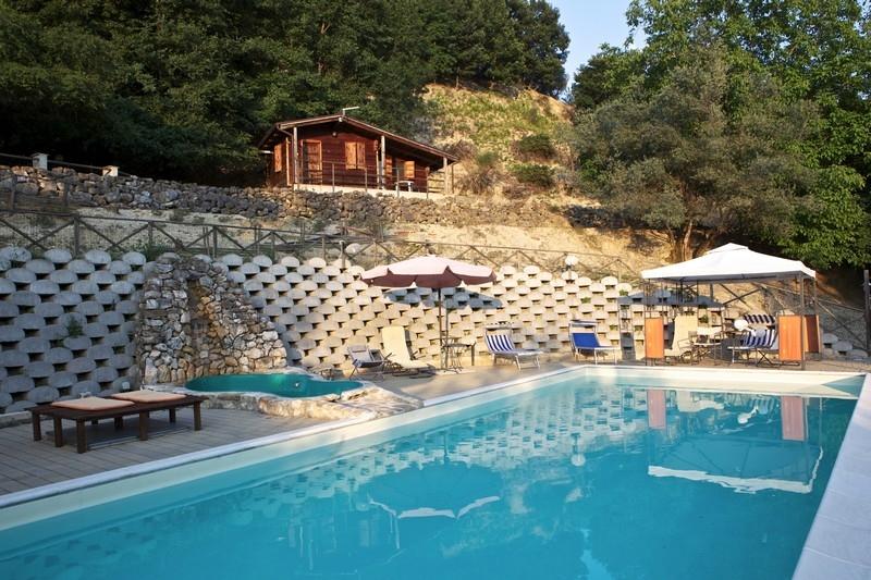Weekend in umbria per famiglie con bambini in agriturismo - B b umbria con piscina ...