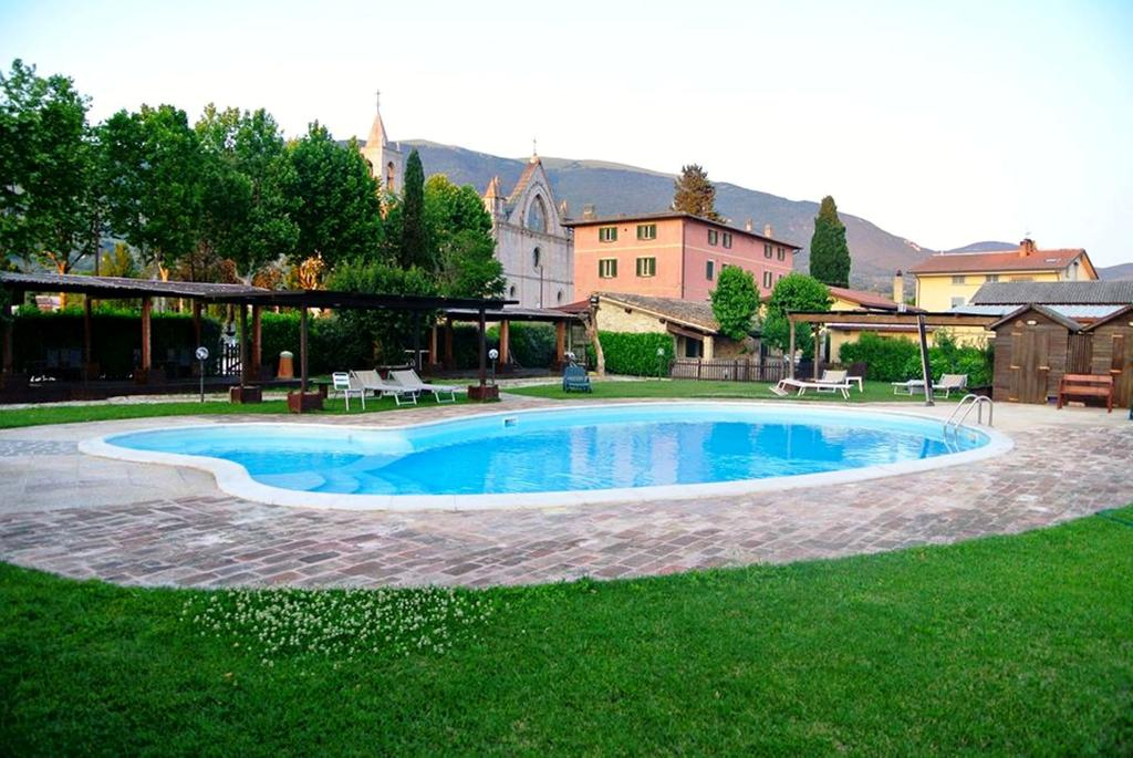 Country House Rivotorto Piscina