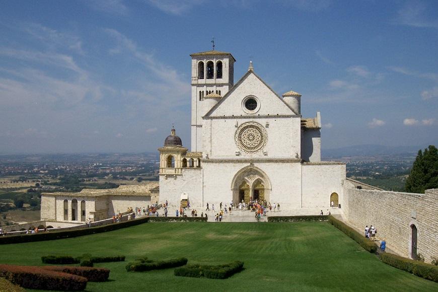 Hotel per gite ad Assisi