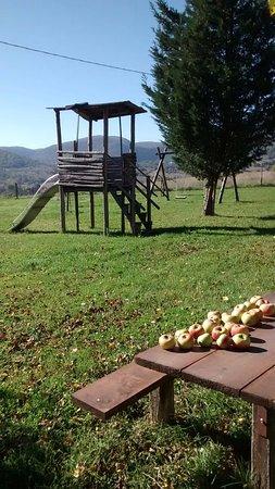Parco giochi per Bambini in Vacanza a Spoleto