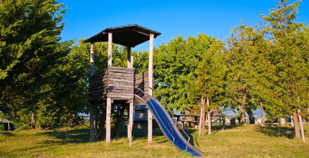 Parco in Legno Agriturismo Cascina Spoleto