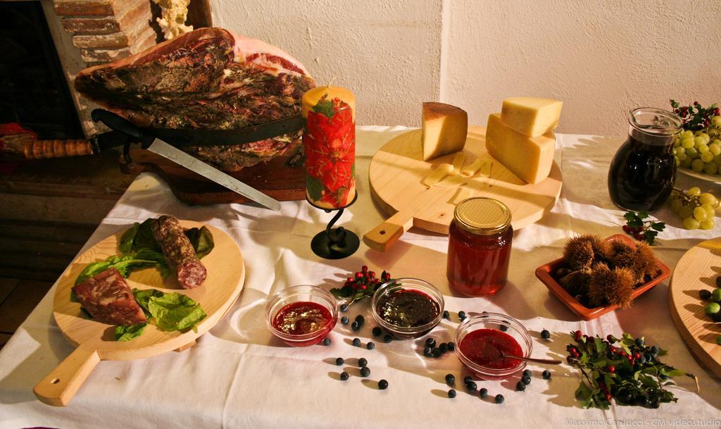 Offerta SETTEMBRE in famiglia in Umbria in Agriturismo a Spoleto