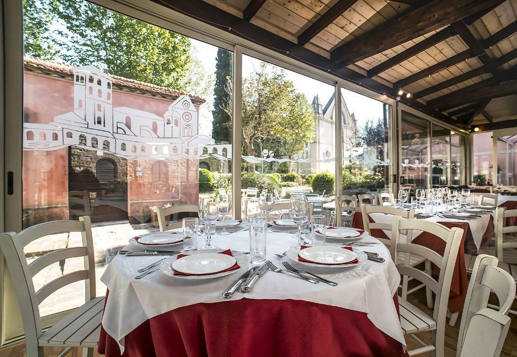 Ristorante climatizzato ad Assisi