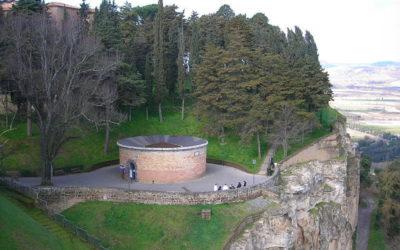 Visitare il Pozzo di San Patrizio di Orvieto, Terni, con bambini!