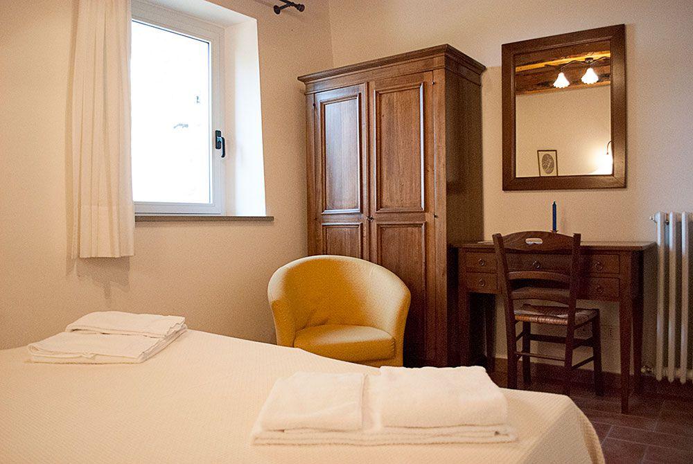 Appartamenti con camino a Torgiano