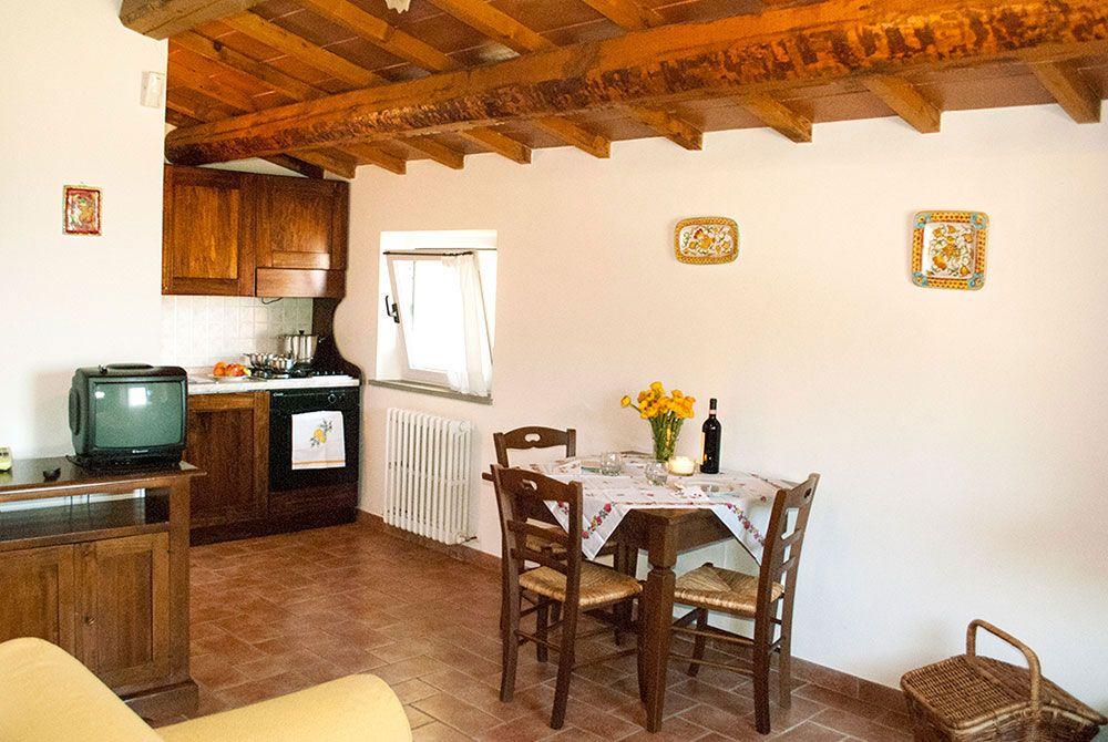 Appartamenti per Famiglie a Torgiano in Umbria, Girasole