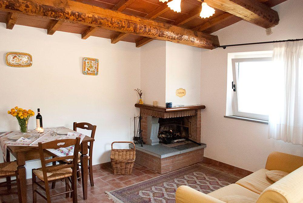 Appartamento Girasole con Camino a Torgiano
