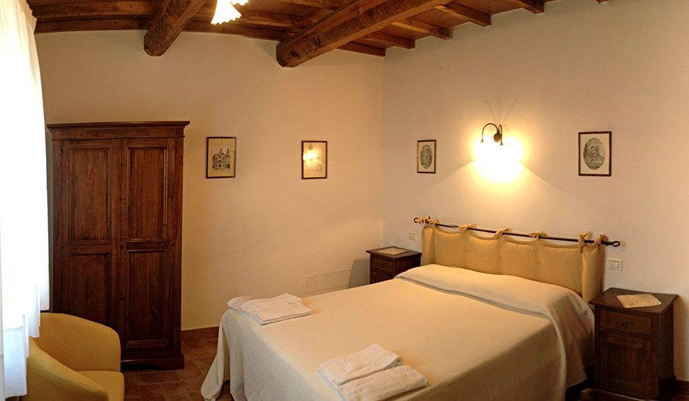 Appartamento con 2 camere matrimoniali a Torgiano - Girasole