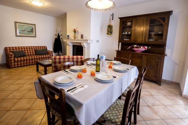 Appartamento con camino Jacopone da Todi