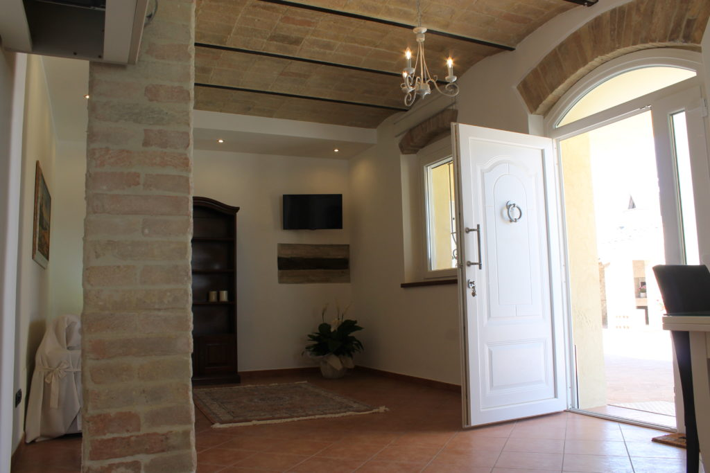 Appartamento per famiglie Rosa a Montefalco