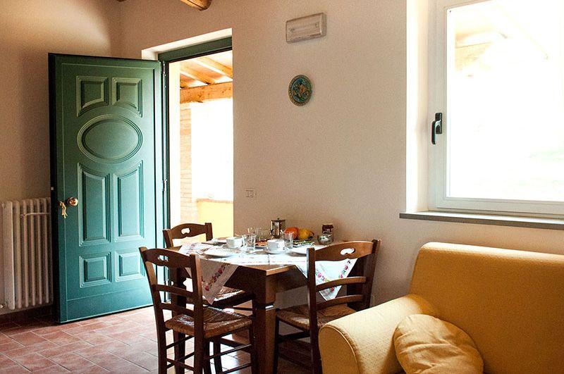 Appartamento trilocale Forsizia a Torgiano
