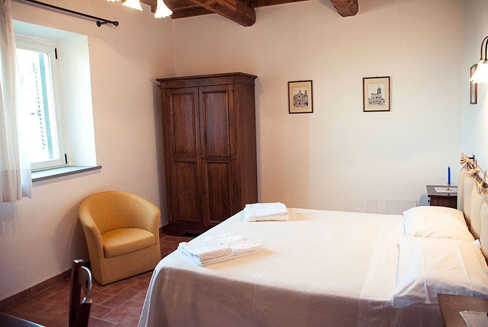 Camera matrimoniale appartamento vacanze Girasole
