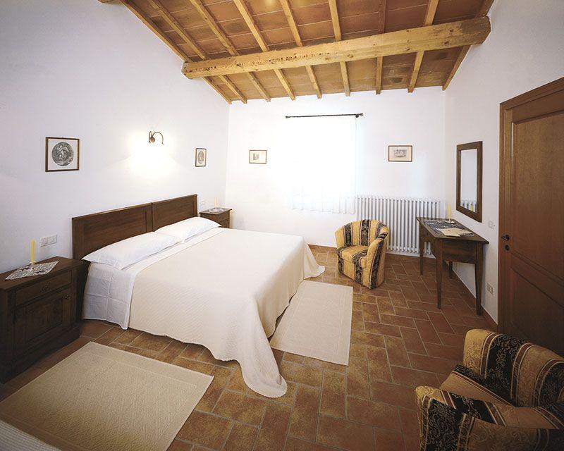 Casa vacanze con 2 camere a Torgiano Ginestra