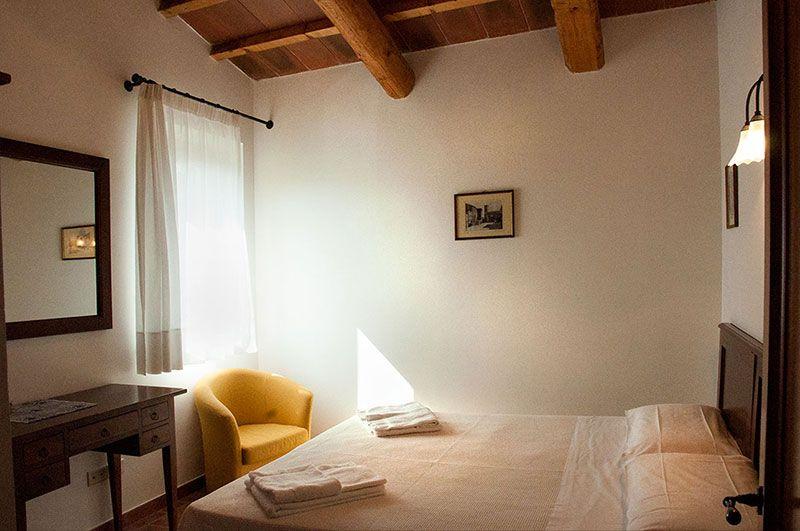 Dormire a Torgiano con i Bambini - appartamento Forsizia