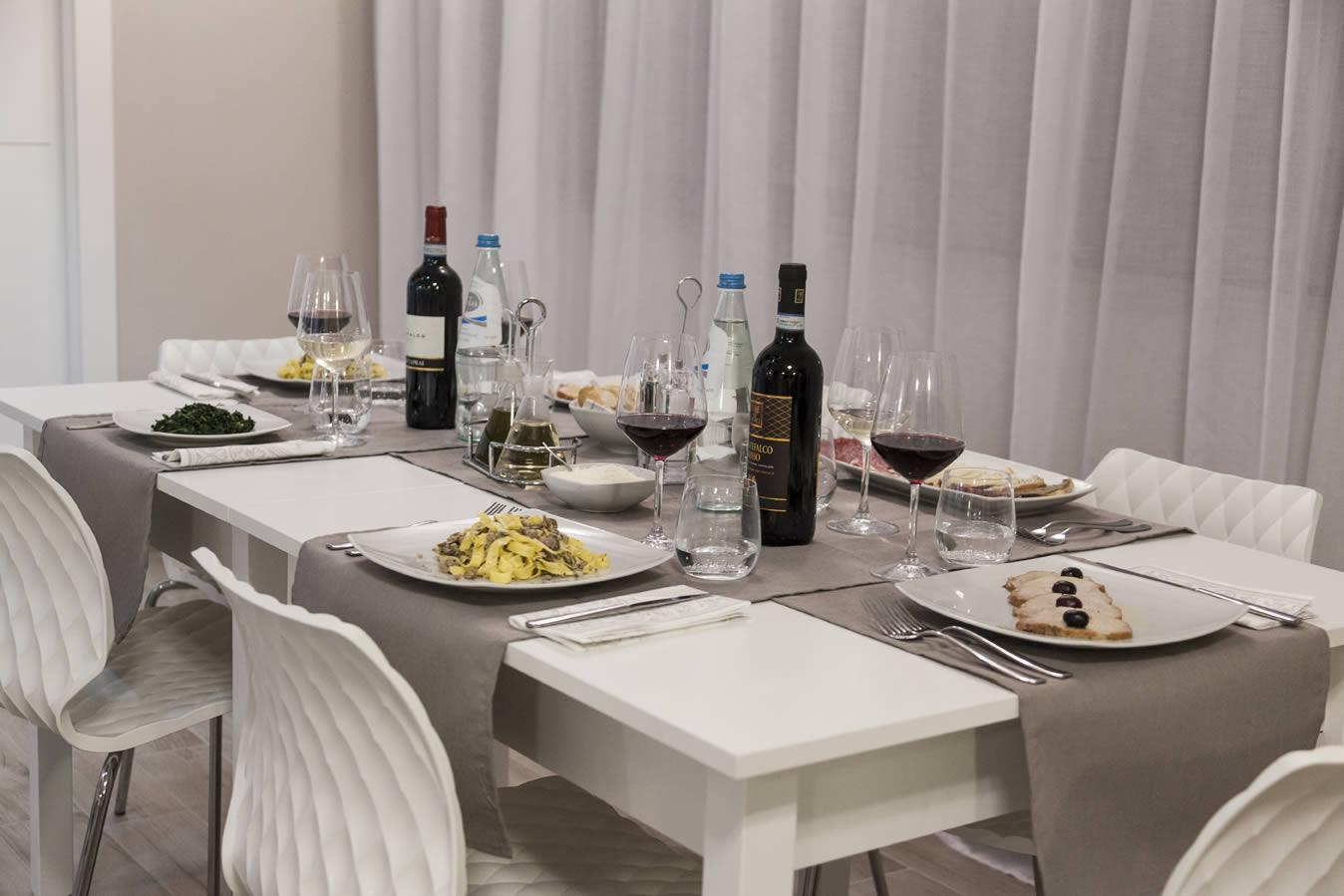 Dormire e mangiare a Todi con bambini