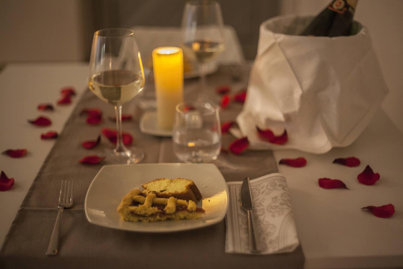 SAN VALENTINO romantico in Camere e Appartamenti con camino vicino Todi, in Umbria
