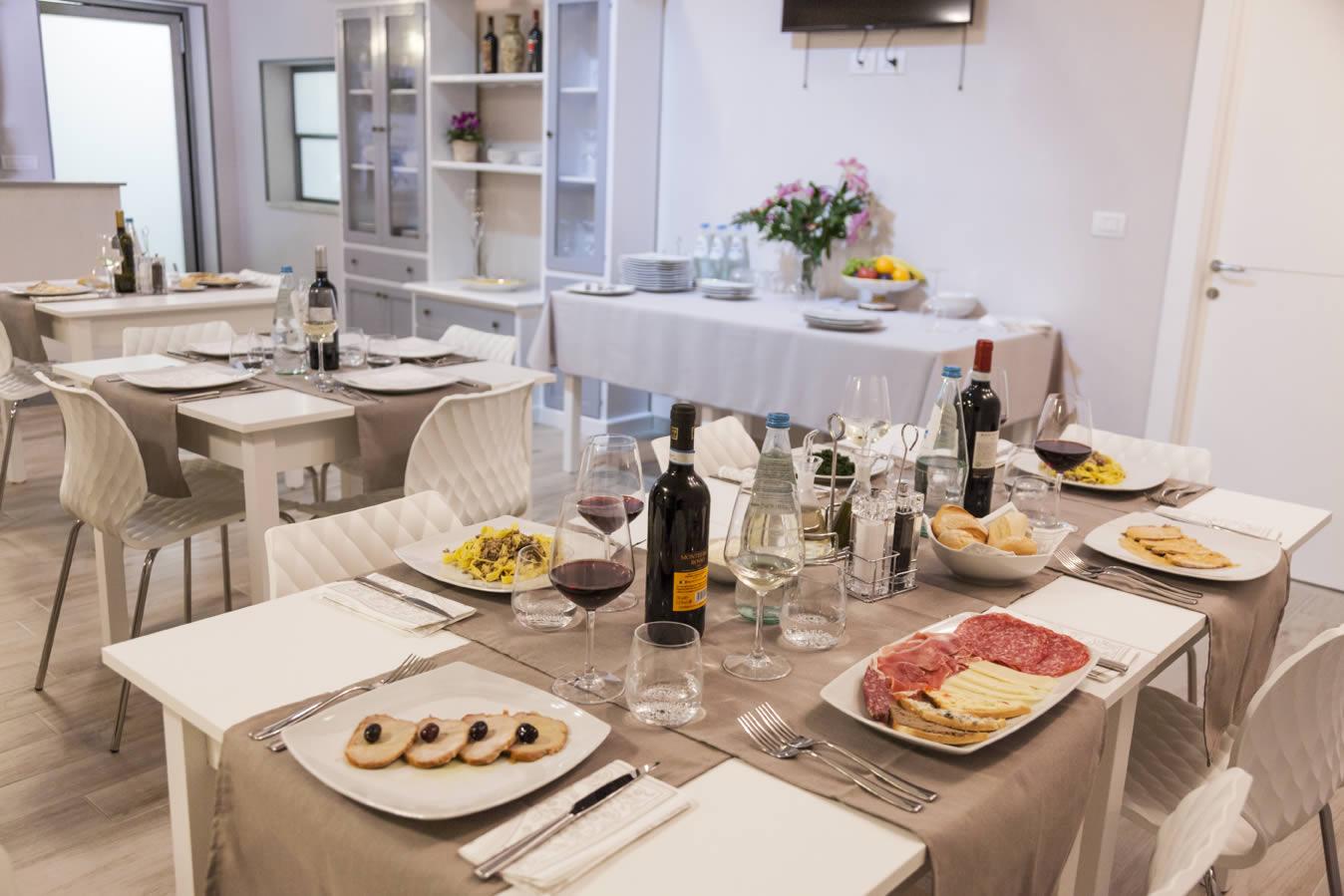 Hotel con camere e appartamenti a Todi