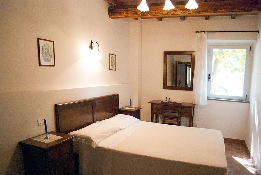 Strutture per famiglie in Umbria appartamento Mimosa
