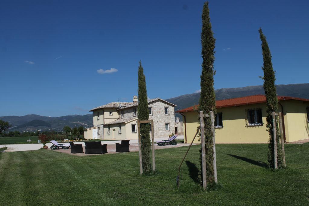 Vacanza di puro relax in Umbria