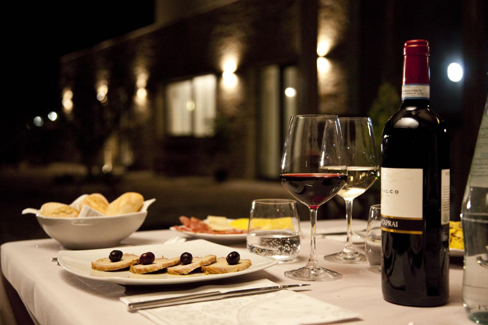 Vacanze a Todi in Hotel con ristorante