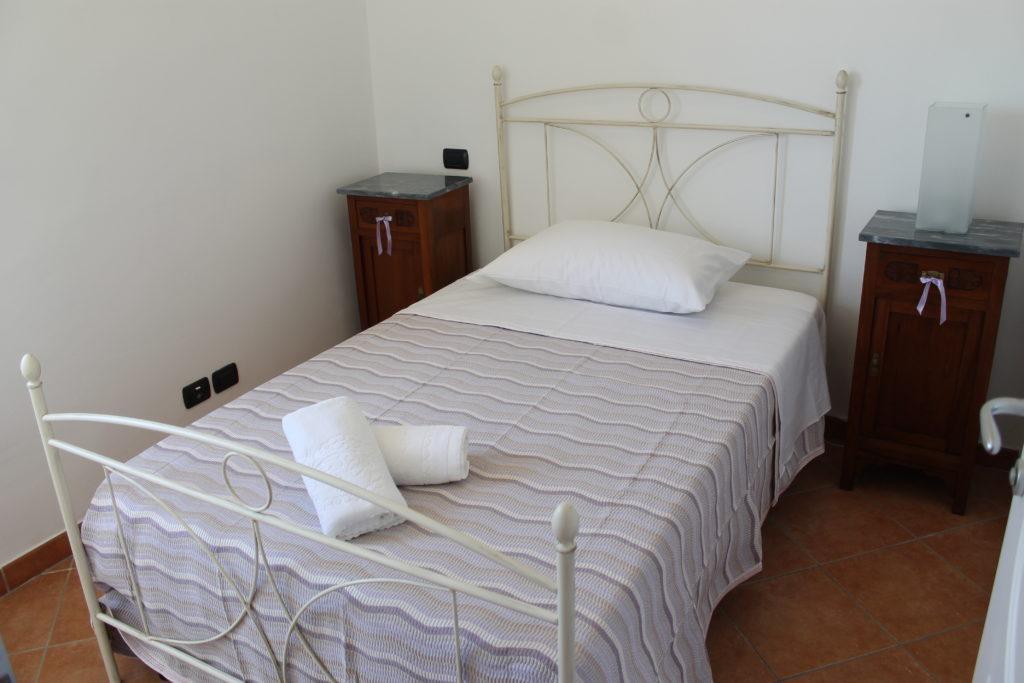Viola-Camera romantica a Montefalco