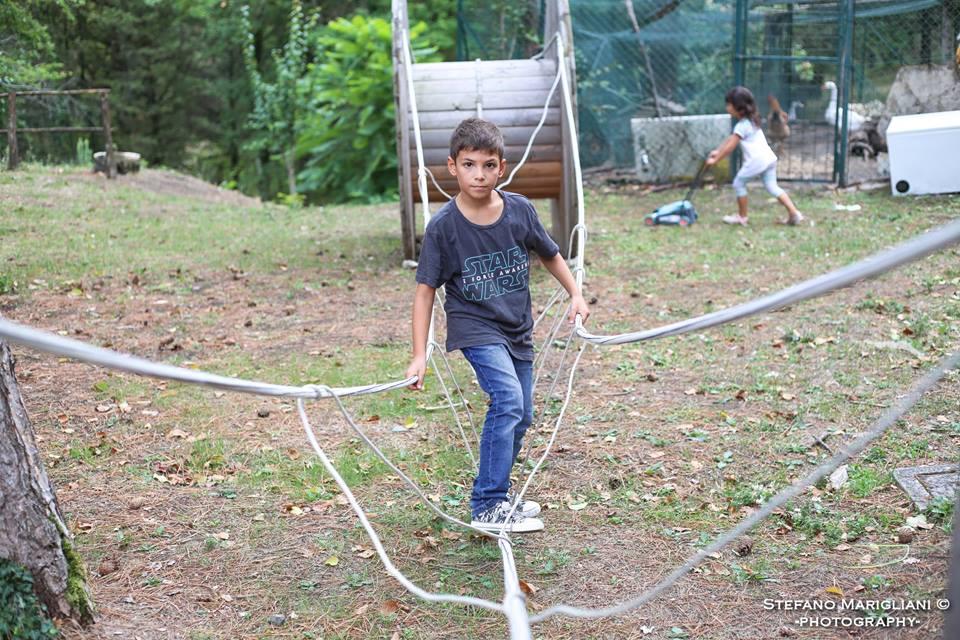 Offerta WEEKEND in Agriturismo per bambini tra Pietralunga, Montone, Gubbio e Città di Castello