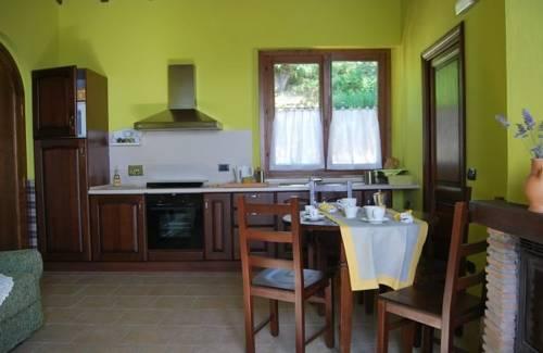 Appartamenti vacanza con camino a Montecchio, Terni