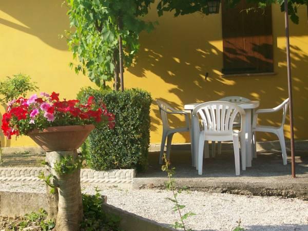Appartamenti vacanza con spazio esterno privato Deruta