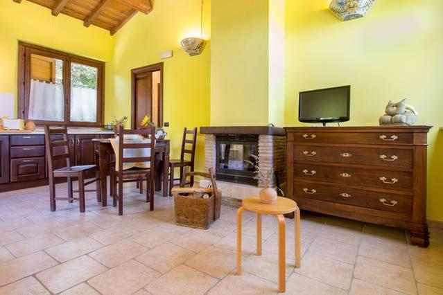 Appartamento Ginestra vacanze con Bambini a Terni