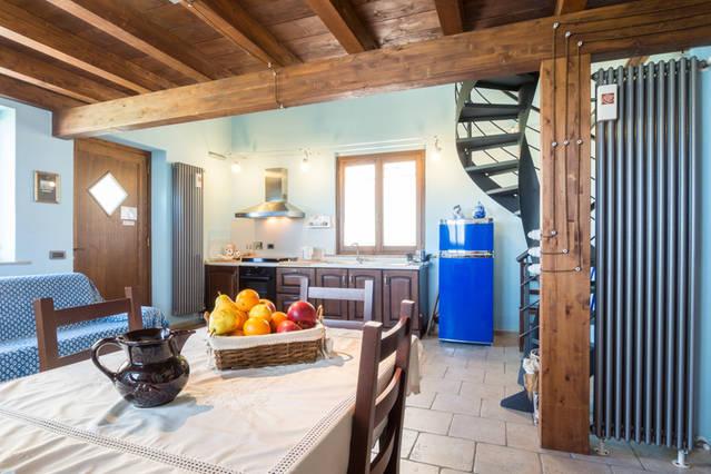 Appartamento vacanza Ortensia ideale fino a 5 persone in Umbria del sud
