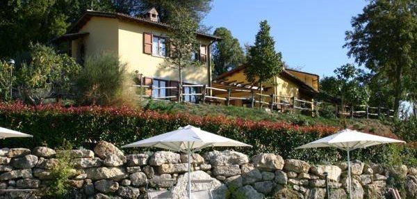Casa vacanze a Montecchio Terni