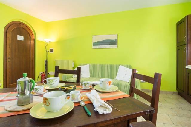 Dormire a Terni con bambini appartamento vacanze Robinia