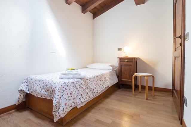 Ortensia dormire con bambini in Umbria