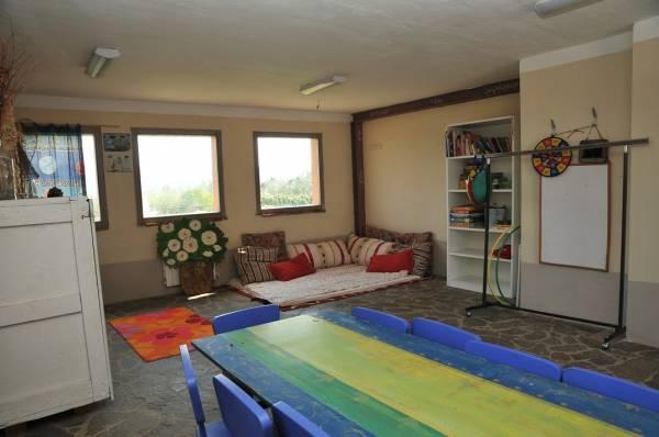 Agriturismo con Kinder House a Castiglione del Lago