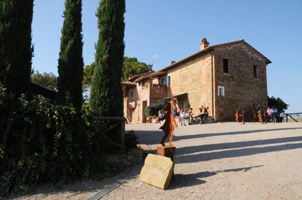Appartamenti vacanza per famiglie con bambini a Castiglione del Lago