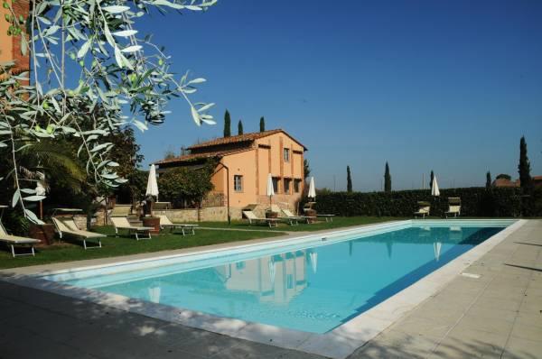 Appartamento con piscina a Castiglione del Lago