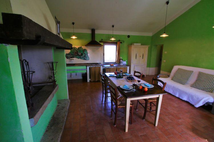 Appartamento per famiglie con camino al Lago Trasimeno