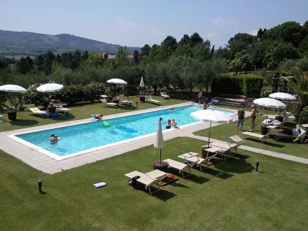 Casa vacanze con Piscina a Castiglione del Lago