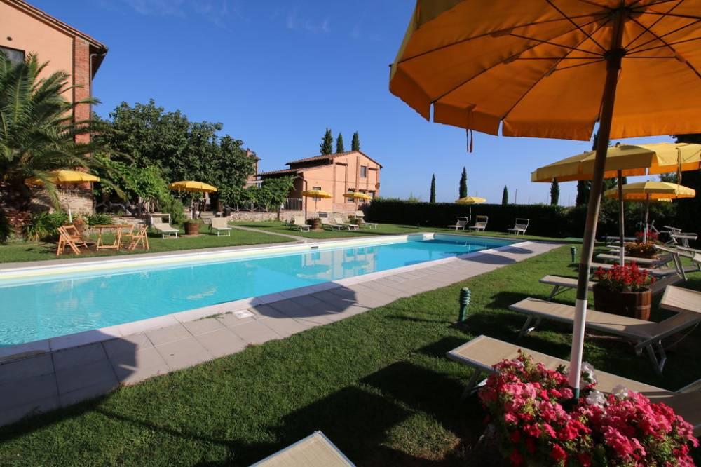 Casa vacanze con piscina al Lago Trasimeno
