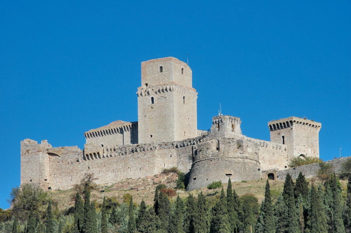 Bambini in Umbria alla scoperta dei Castelli!