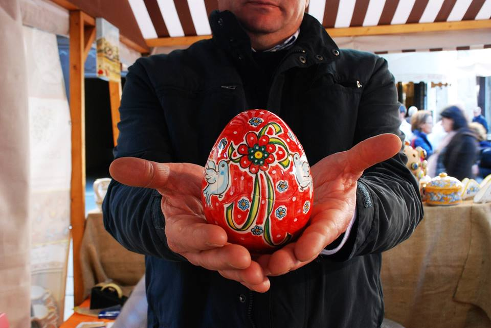 La Grande Fiera di Pasqua di Perugia