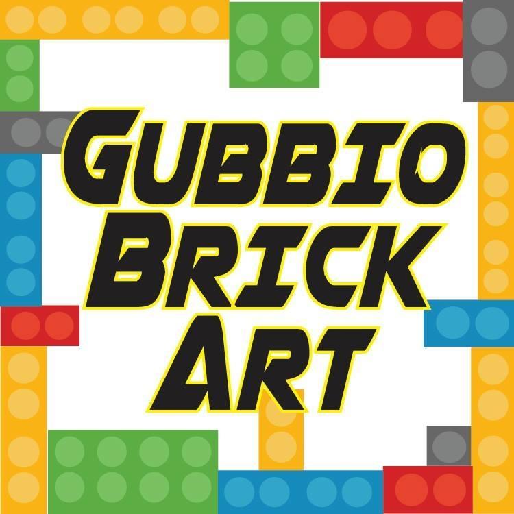 Giochiamo con i LEGO in Umbria a GUBBIO BRICK ART!