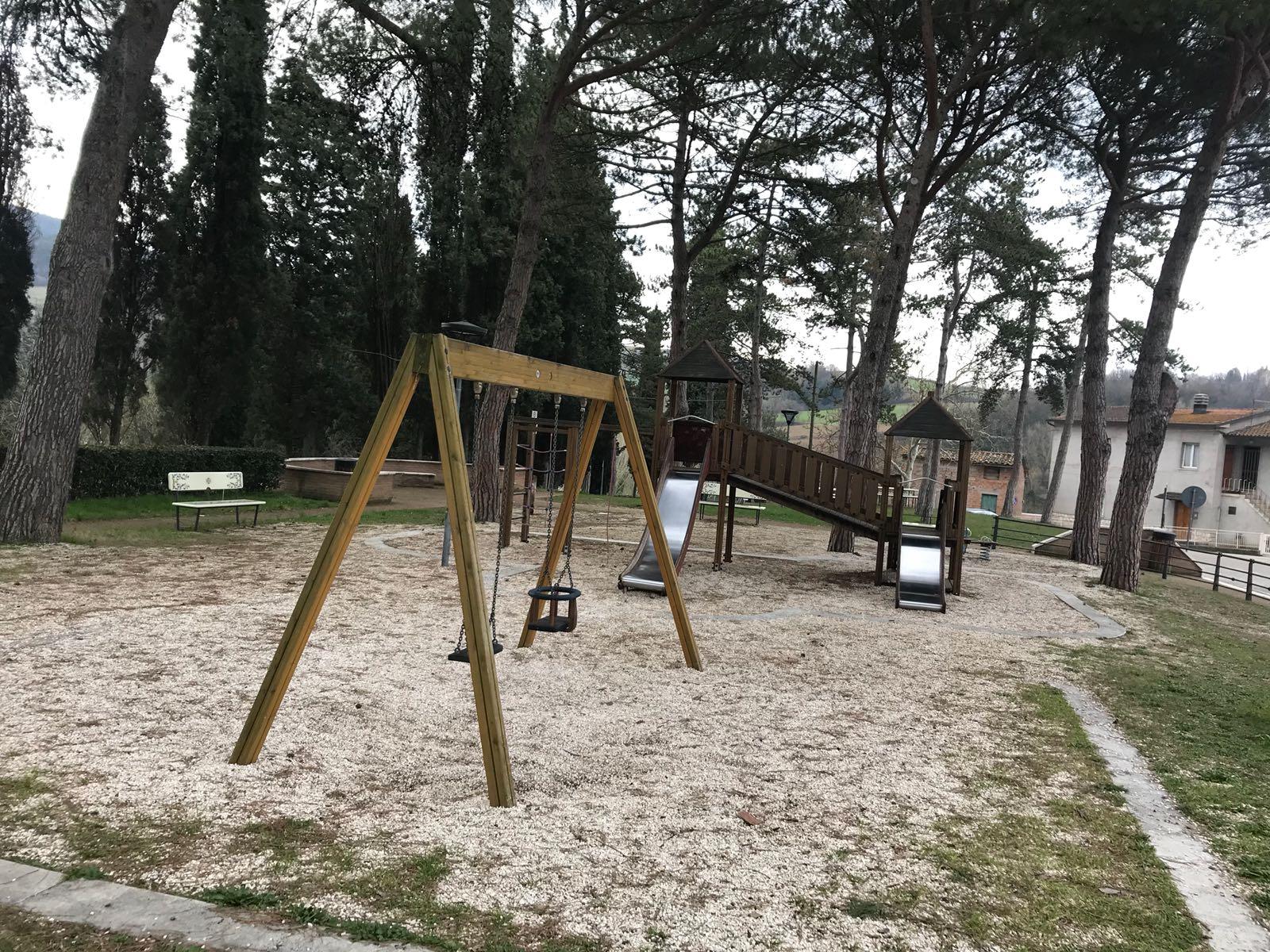 Parco Giochi del Comune di Deruta: arte e divertimento in Umbria!