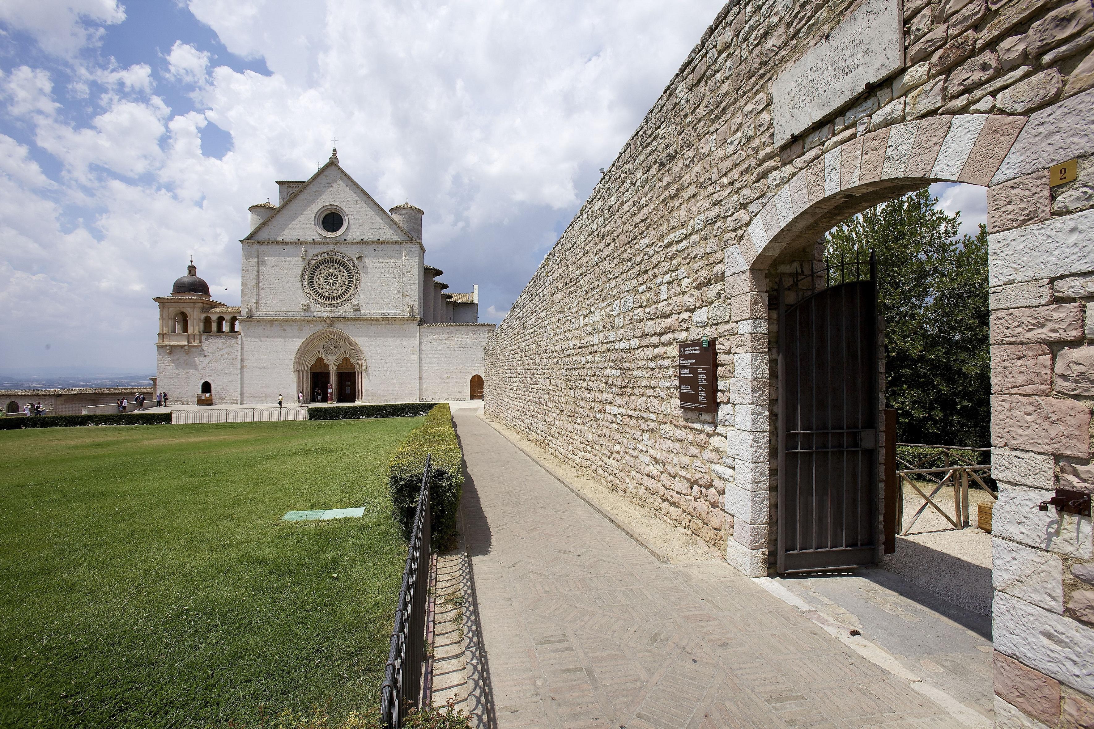 Visitare Assisi con i Bambini