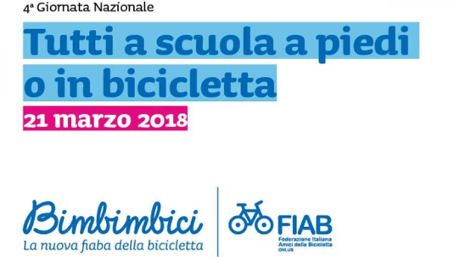Tutti In Bicicletta O A Piedi A Scuola Umbria Bimbo