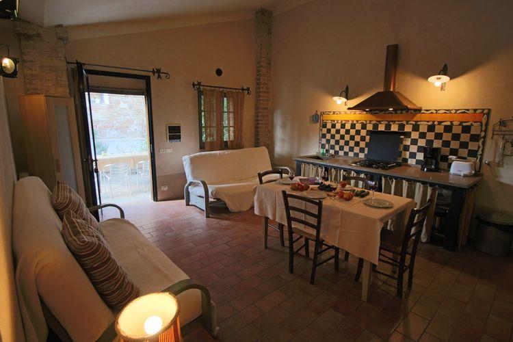 Vacanza self catering a Castiglione del Lago