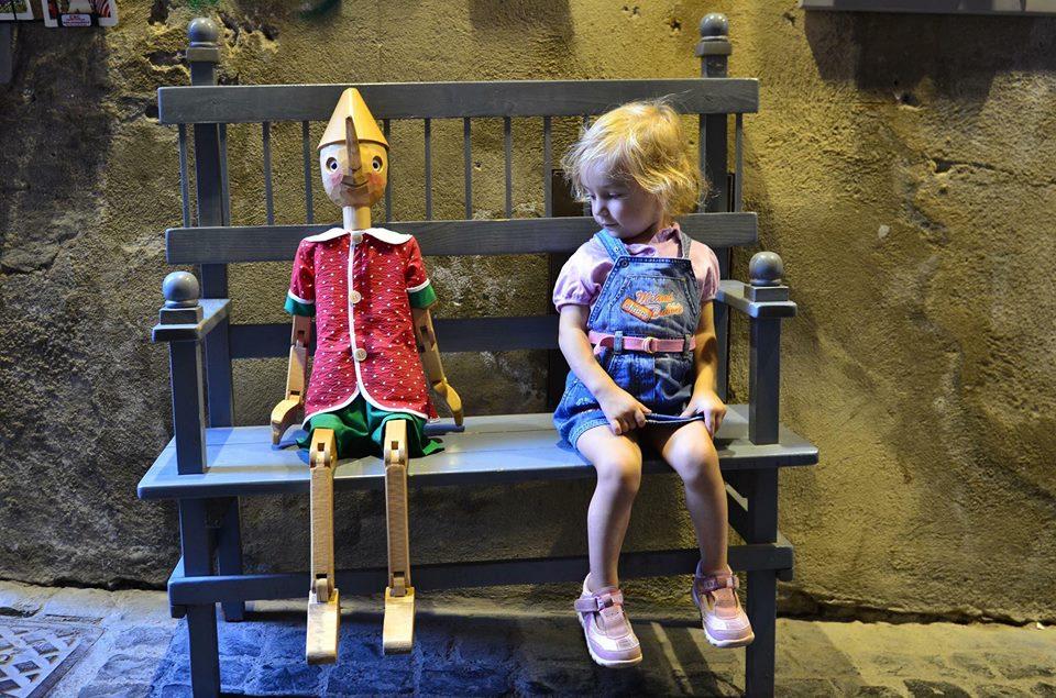 Cosa fare con i Bambini in Umbria nel weekend 26-27-28 Aprile 2019