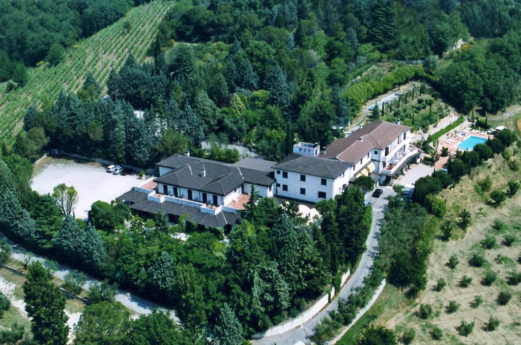 Hotel in posizione centrale per famiglie in Umbria